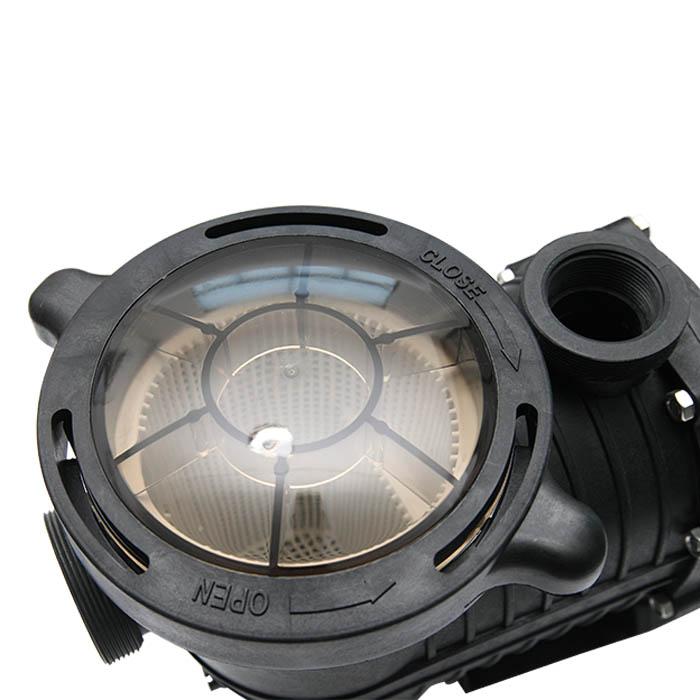 lid of self-priming pool pump