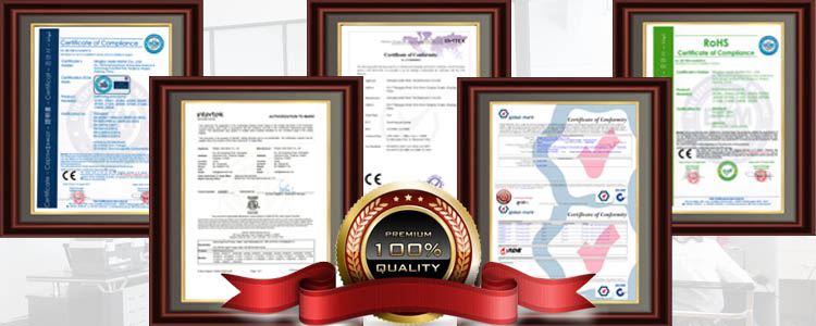 Jade Certificates