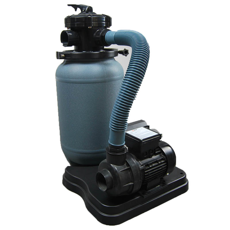 """10"""" sand filter and pump system"""