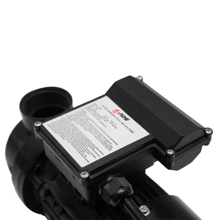 capacitor on mini pump