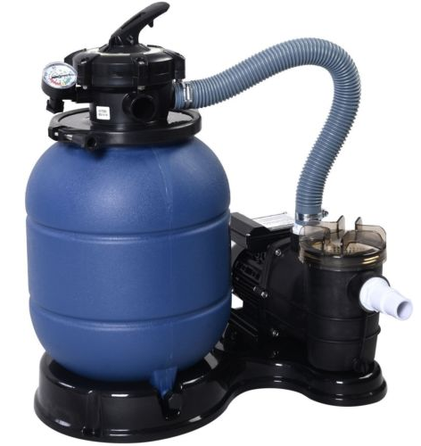 """13"""" sand filter and pump combo"""