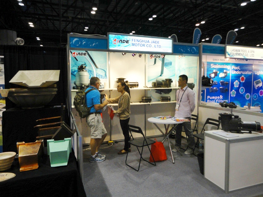Jade in Pool|Spa|Patio Expo 2015